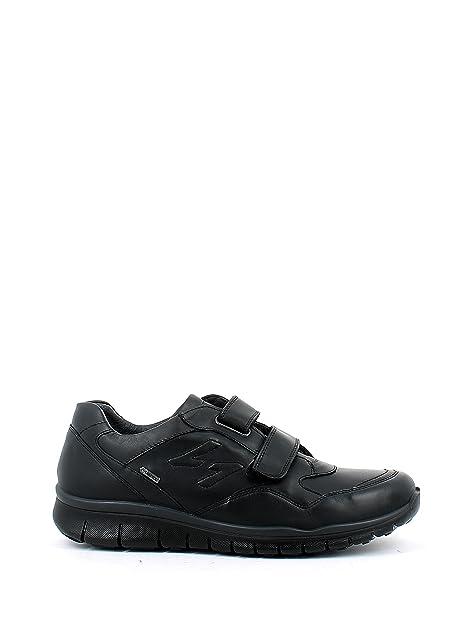 IGI & CO 47470/00 hombre zapatillas de deporte bajas 40 Nero dwG7As