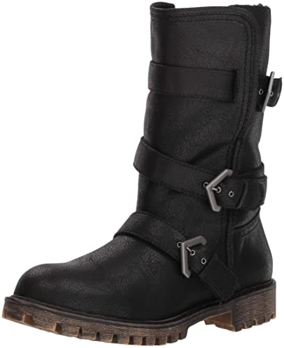 7ce2f7f3606c Roxy Women s Rebel Multi Strap Boot Fashion