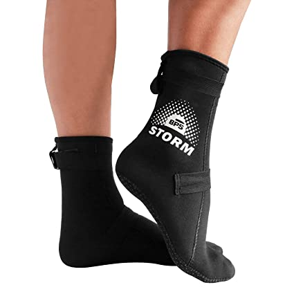 bdc04d3a1c6 Amazon.com   BPS  Storm Elite Sport  Water Socks (High Cut - More ...