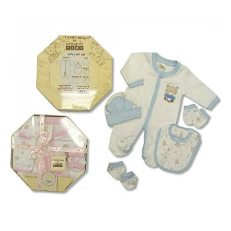 Recién nacido Bebé Niña (0 - 3 meses) 6 unidades color rosa ...