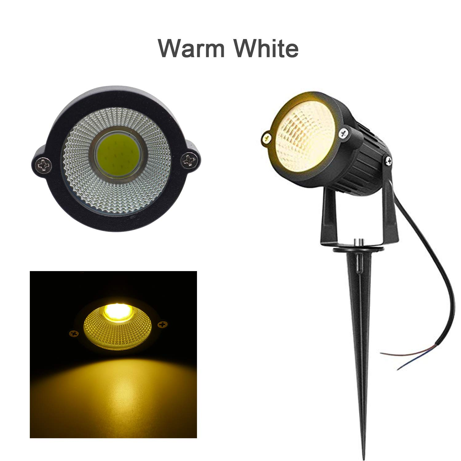 Dr. Luck LED Garden Lights ONL...