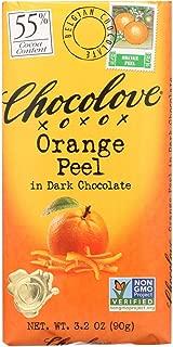 product image for Chocolove Xoxox Premium Chocolate Bar - Dark Chocolate - Orange Peel - 3.2 oz Bars - Case of 12 - Kosher