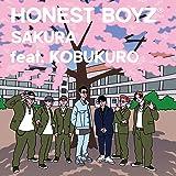 SAKURA feat. KOBUKURO(CD+DVD)
