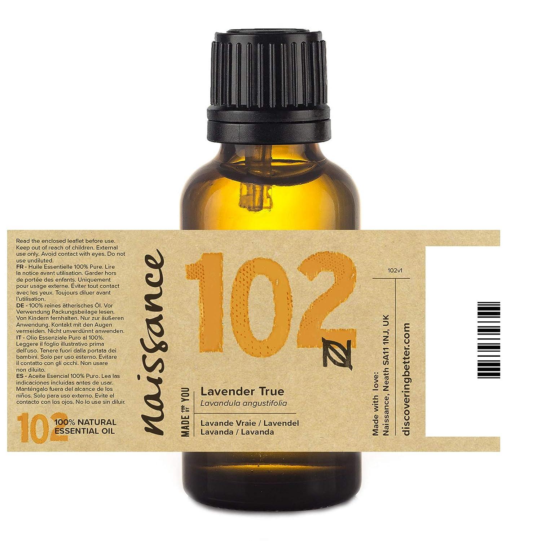 Hervorragend Naissance Lavendelöl (Nr. 102) 30ml 100% Natürliches  ätherisches Öl: Amazon