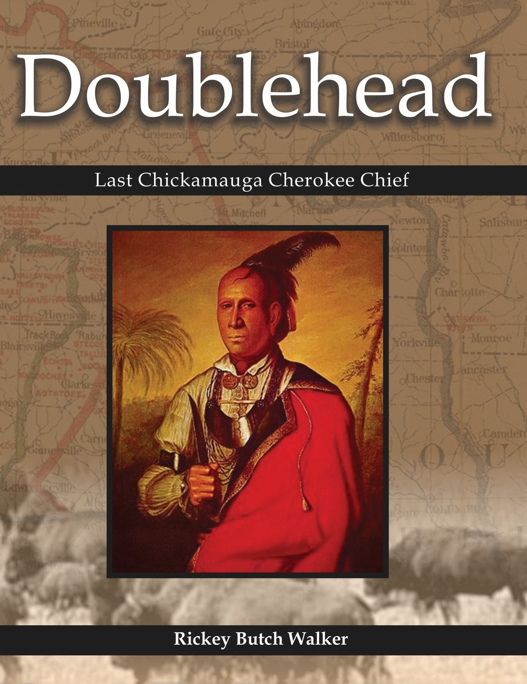 Read Online Doublehead: Last Chickamauga Cherokee Chief PDF