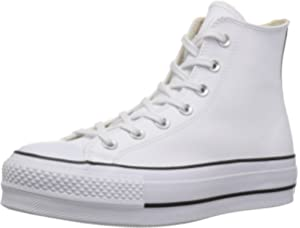 Converse Women s Chuck Taylor All Star Lift Clean High Top Sneaker 40467965f