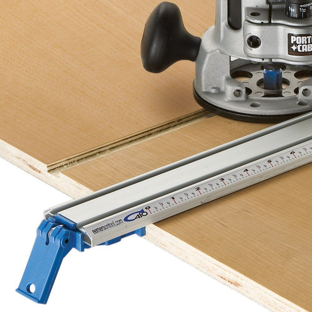 E. Emerson Tool Co. CW99 99-Inch All-In-One Contractor Wide Straight Edge Clamping Tool Guide