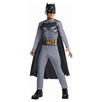 DC Comics - Disfraz de Batman para niño, infantil 3-4 años (Rubies 640166-S)