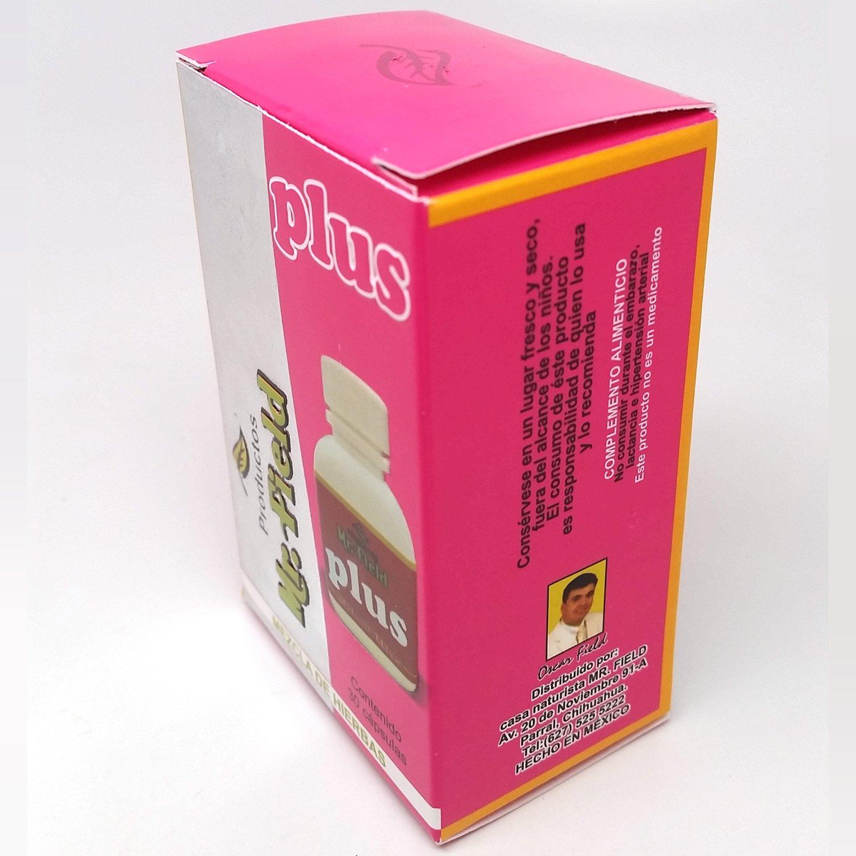 Pastillas para adelgazar mr field clasica side effects