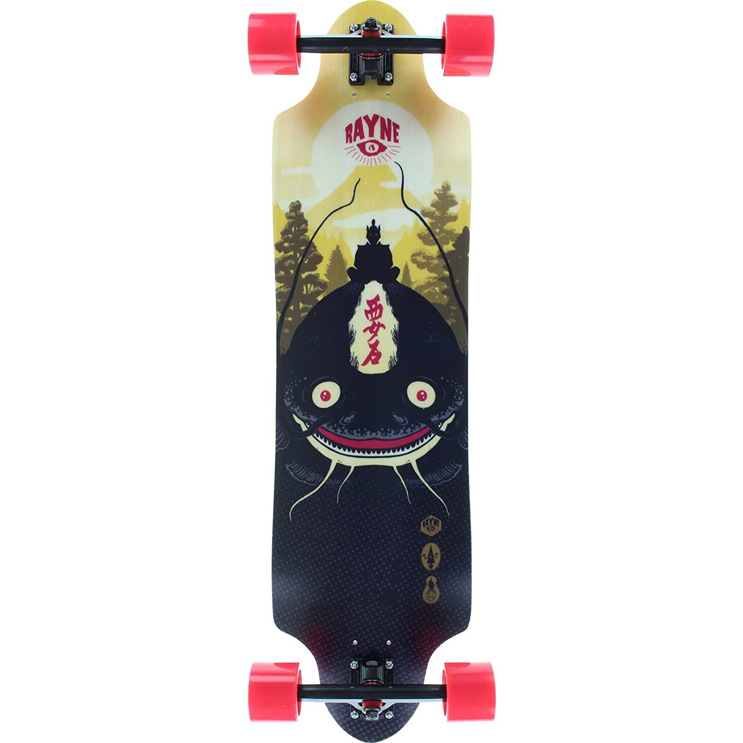 全ての Rayne Savage x Complete by Savage Longboard Skateboard - 10 x 37 by Rayne B00OB4RED2, 柴田町:e5488ff6 --- a0267596.xsph.ru