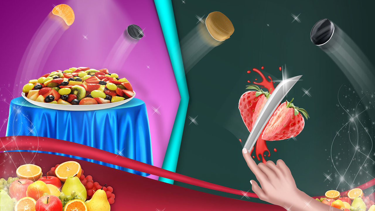 Yummy Fruit Juice Centre : Crush Fruit Game: Amazon.es ...