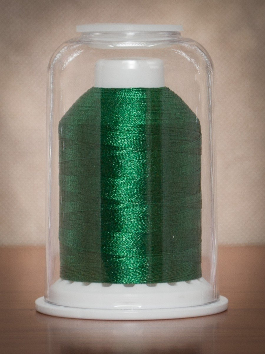 Hemingworth 1000m PolySelect Thread Christmas Green 1109 BCACS10240
