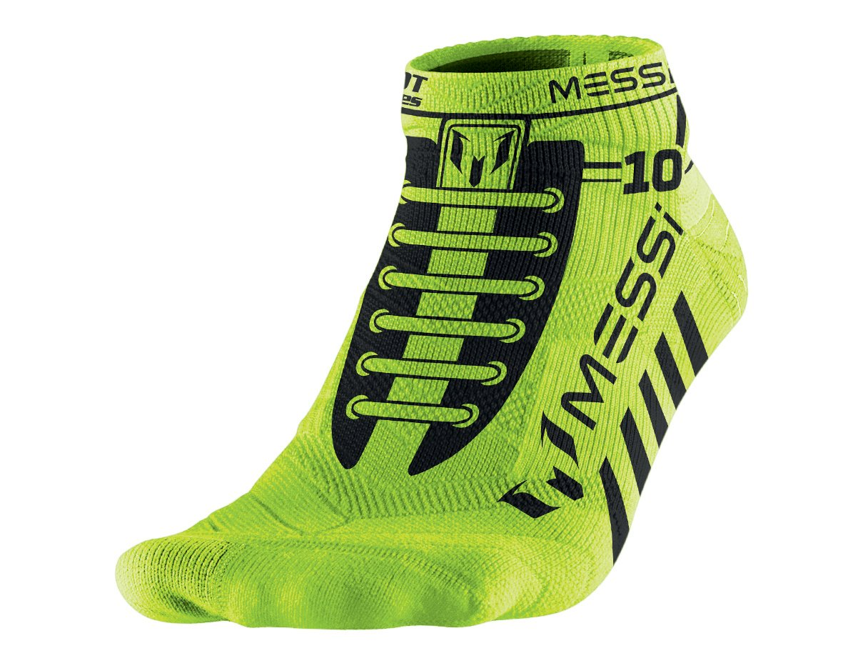 Messi Footbubbles Starter Pack with Socks Green