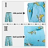 APTRO Men's Quick Dry Swim Trunks Long Elastic