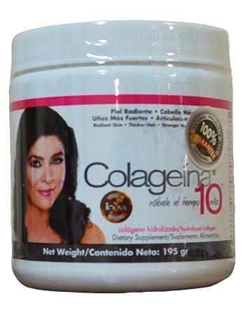 Colageina 10 Victoria Ruffo