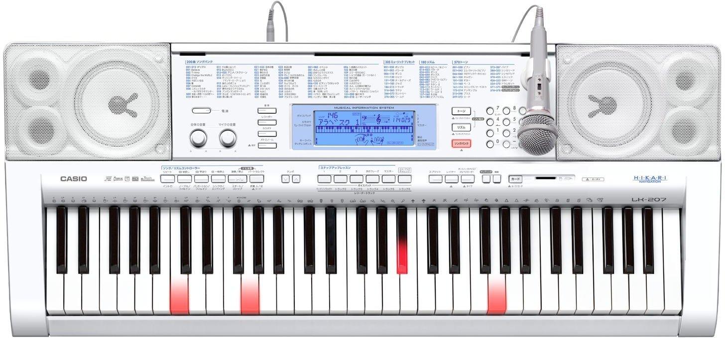 値頃 CASIO 光ナビゲーションキーボード(61鍵盤) LK-207 LK-207B002JC0XEA CASIO LK-207 LK-207B002JC0XEA, シャーロットママ:e7d6048a --- a0267596.xsph.ru