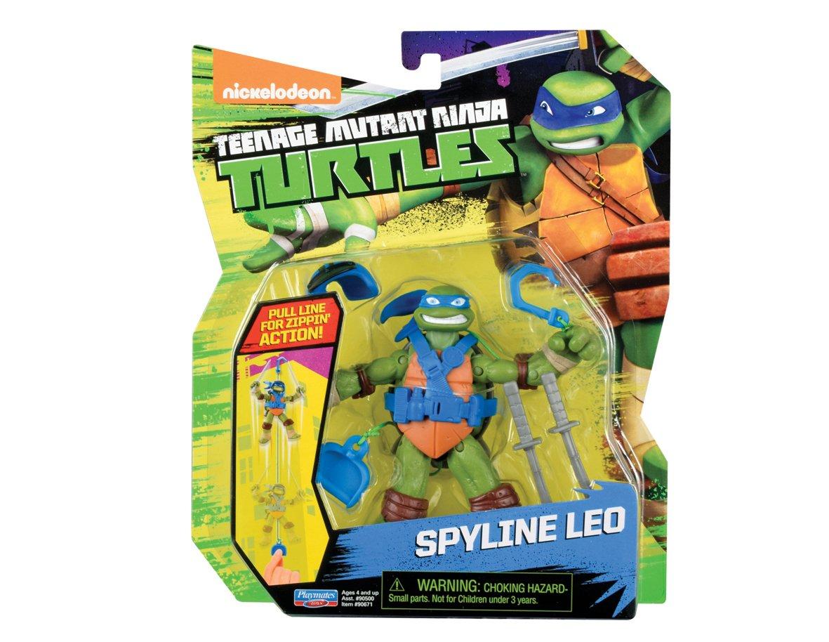 Teenage Mutant Ninja Turtles spyline Leonardo Tortugas y ...