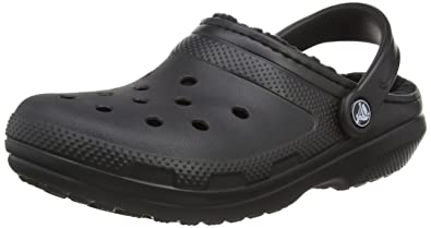 0cf08568d1281b Crocs Classic Lined Unisex Adult Clog  Amazon.co.uk  Shoes   Bags