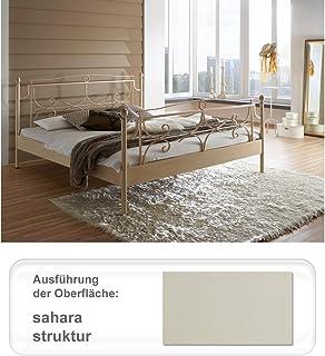 Ehebett Metallbett Doppelbett Schlafzimmer Bett Jugendbett LIMA NEU ...
