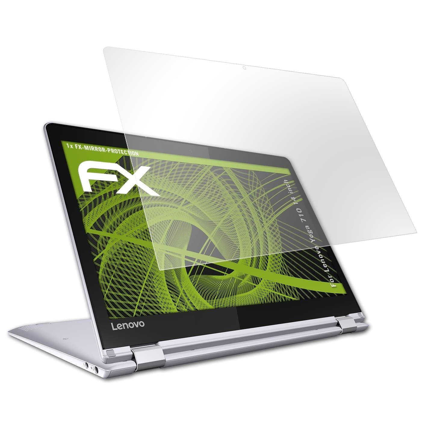 atFoliX Protección de Pantalla para Lenovo Yoga 710 14 Inch ...