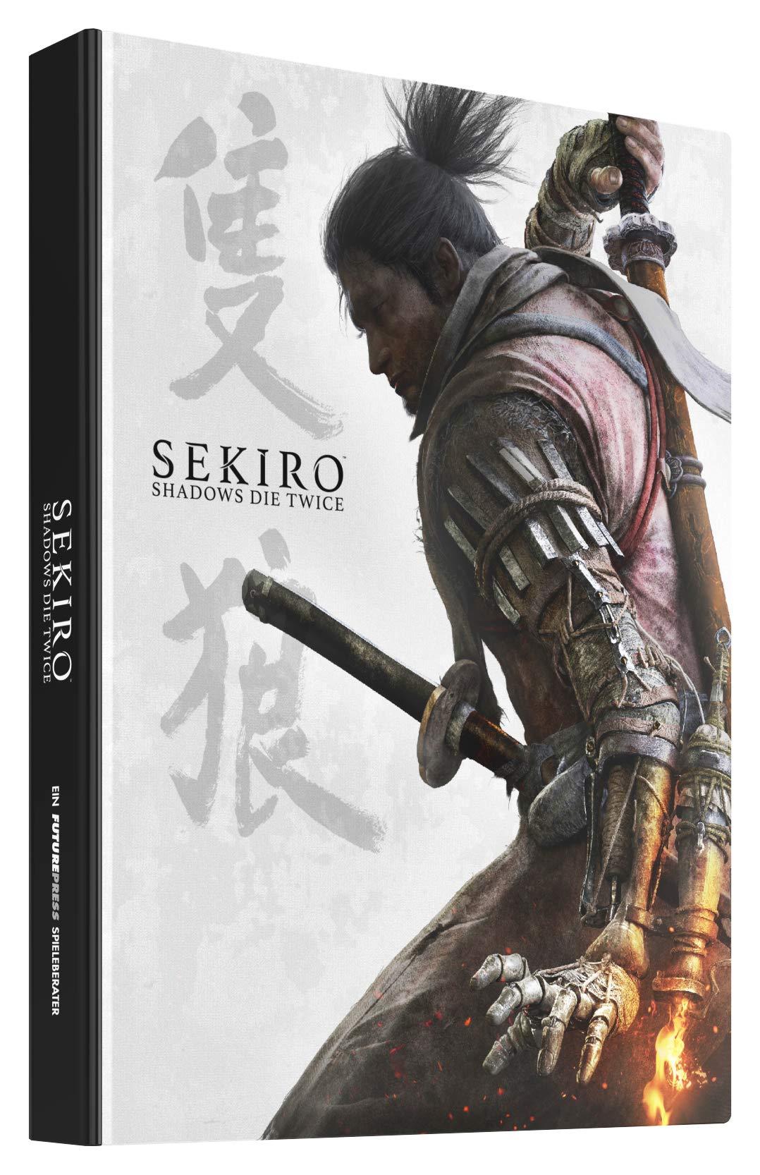 SEKIRO: SHADOWS DIE TWICE - Das offizielle Lösungsbuch: Amazon.es ...