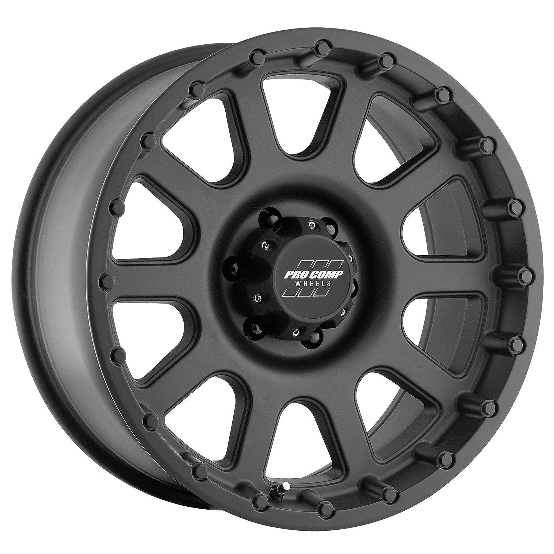 PRO COMP Series 32 Bandido Matte Black (17x9 / 6x5.5 / -6mm) Pro Comp Wheels PXA7032-7983