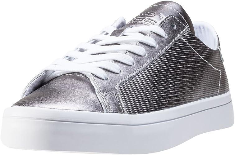 adidas Courtvantage W Night Metallic Night Metallic White