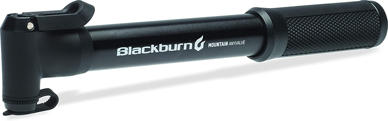 Blackburn Mountain Anyvalve Bike Mini-Pump