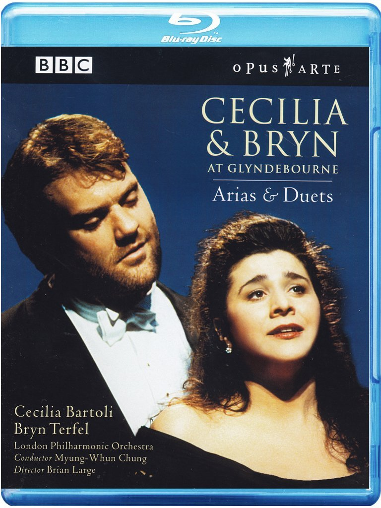 Blu-ray : Joakim Svenheden - Cecilia & Bryn At Glyndebourne: Arias And Duets (Subtitled, Widescreen)