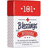 """101 Blessings for Nurses"" Cards - A Box of Blessings"