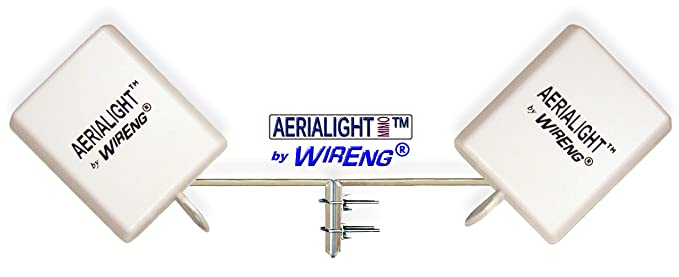 Amazon com: Dual Antenna for Huawei E8372H AeriaLight-MIMO