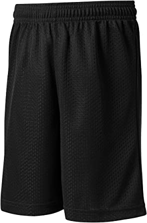 Amazon Com Sport Tek Boys Posicharge Classic Mesh Short Clothing Great savings & free delivery / collection on many items. sport tek boys posicharge classic mesh short