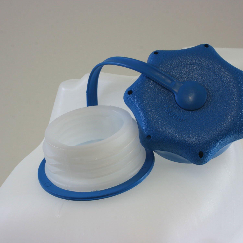 3x Wasserkanister PROFI 20 Liter mit Hahn NEU Trinkwasser-Kanister 2er Set 20L