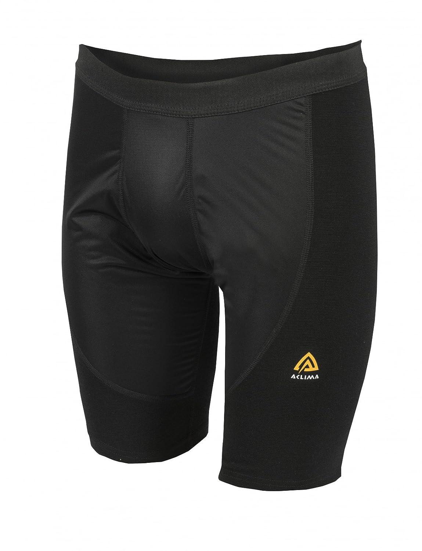 Aclima WarmWool Men& 039;s Long Shorts w Windstop