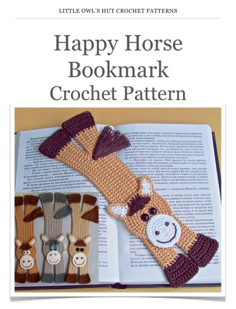 Horse Realistic Amigurumi Crochet Pattern by thesoftscientist on ... | 1000x765