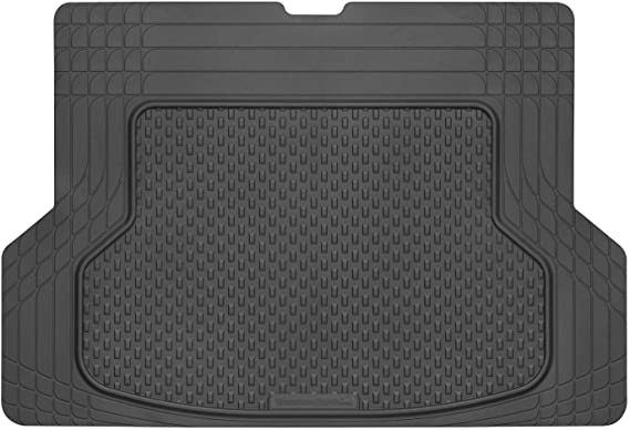 All Weather Heavy Duty Floor Mat Set Autotech Park Custom Fit Car Floor Mat Trunk Floor Mat Cargo Mat Compatible with 2015-2018 Subaru Compatible withester