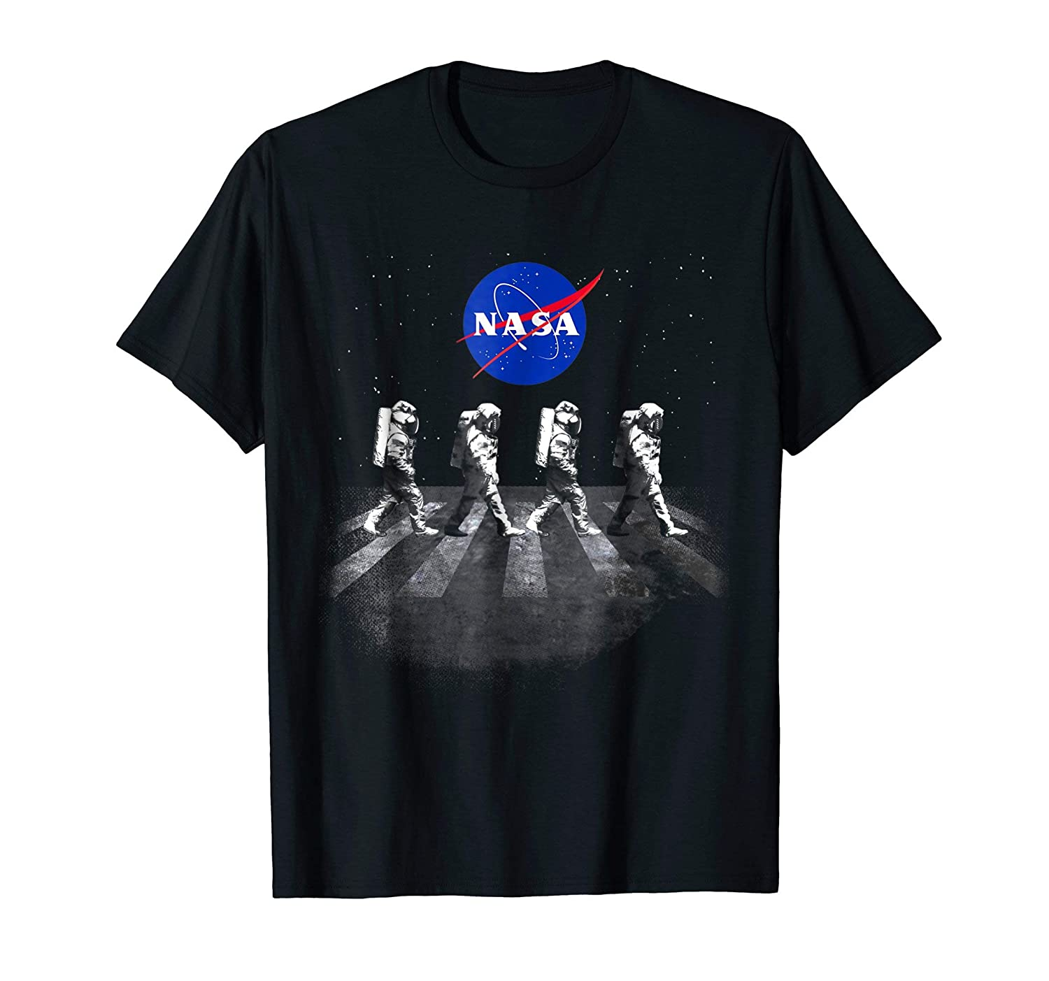 4644a548 Top10: NASA T-Shirt Walking Astronauts in Space