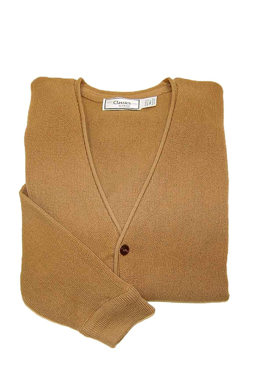 Men's Solid Link Cardigan Sweater at Amazon Men's Clothing store:
