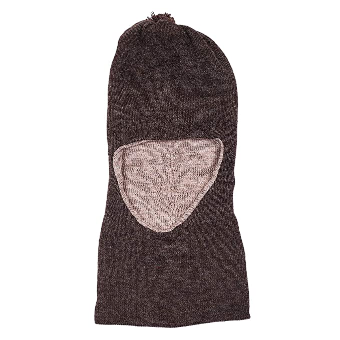 46661f53d45 shishu.online Mens Monkey Cap (Brown)  Amazon.in  Clothing   Accessories
