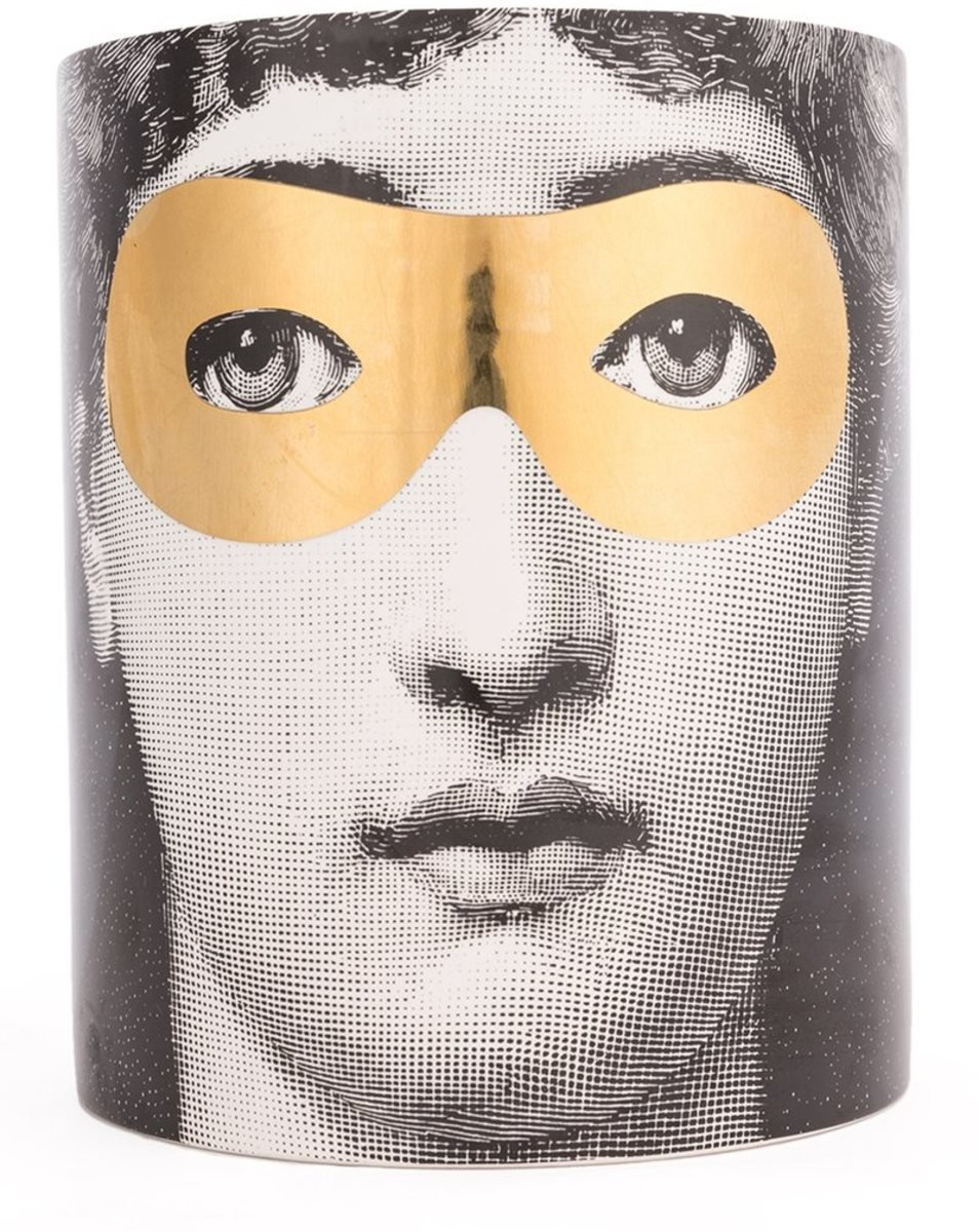 Fornasetti Golden Burlesque Scented Candle (900g) by Fornasetti