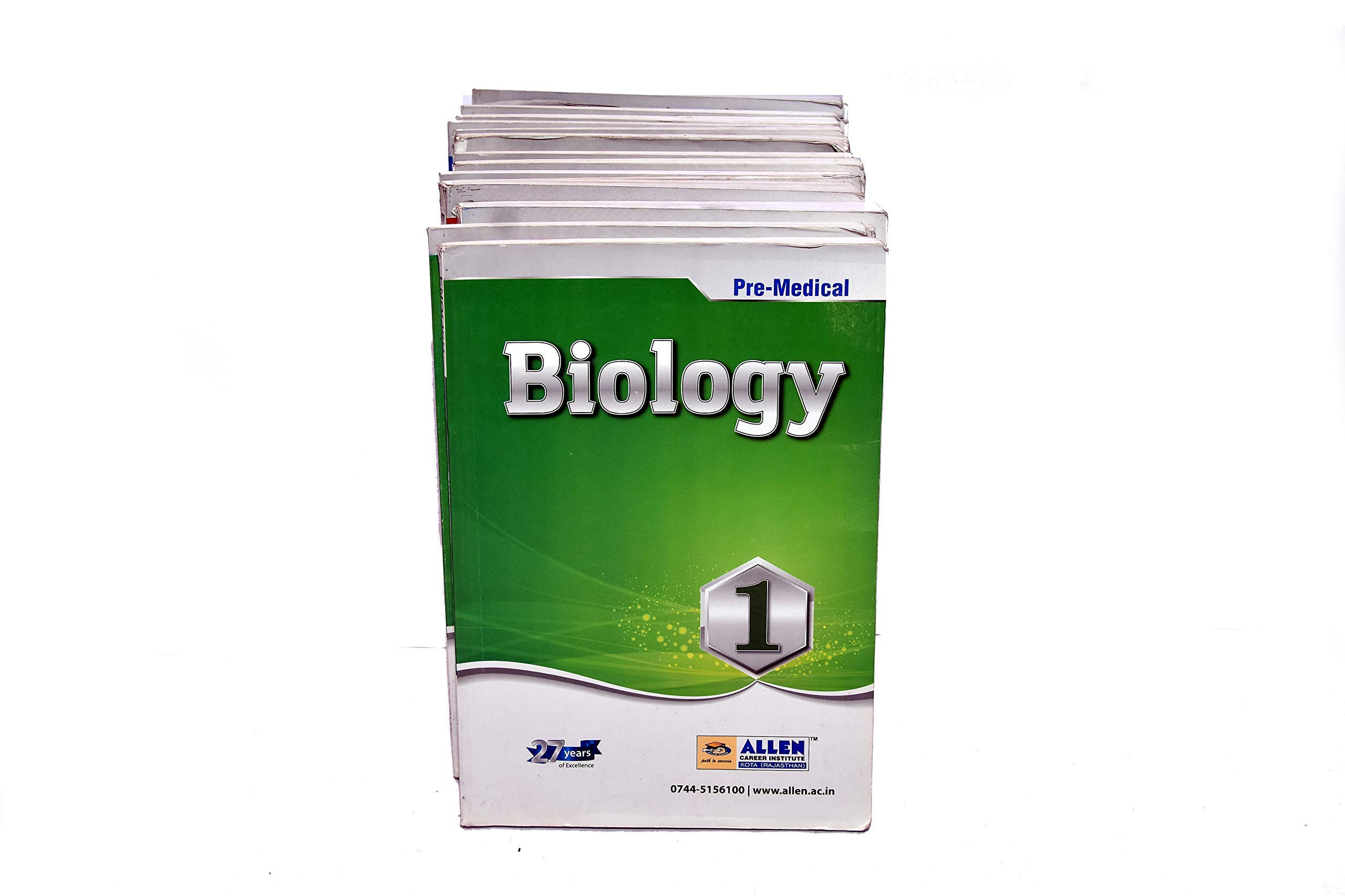 Buy Allen Medical Books For NEET/AIMS Preparation Book Online at Low