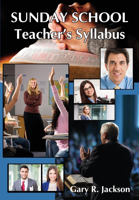 Read Online Sunday School Teacher's Syllabus pdf