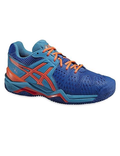 Zapatilla Pádel Gel Bela 5 SG Azul 41 5: Amazon.es: Zapatos y complementos