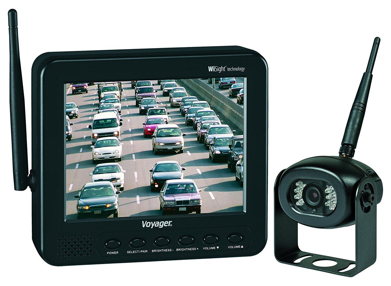 Voyager Backup Camera - about camera