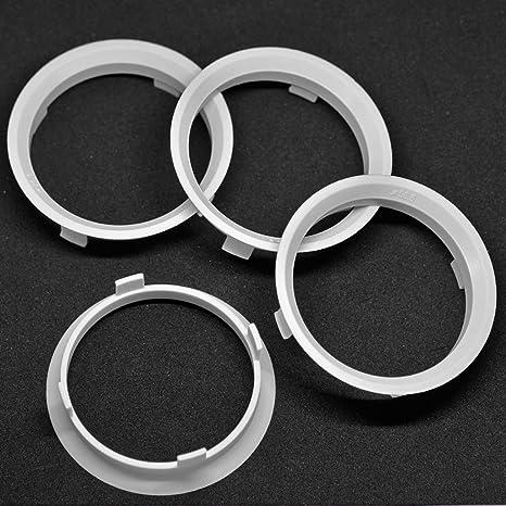Crk 4x Zentrierringe 60 1 X 56 6 Mm Weiss Felgen Ringe Made In Germany Auto