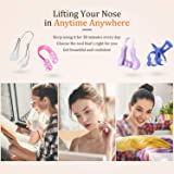 4 Pieces Nose Up Lifting Clips Nose Clip On