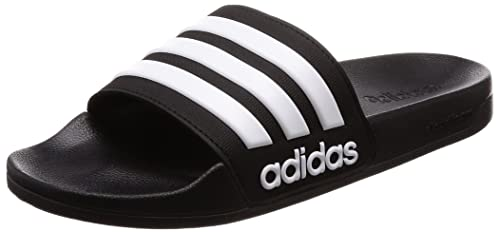 0a9a6548c adidas Men s Cloudfoam Adilette Adilette Flip Flops  Amazon.co.uk  Shoes    Bags
