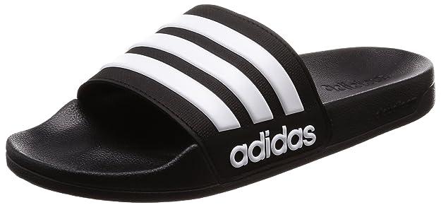 92ce83d452c adidas Men s Cloudfoam Adilette Adilette Flip Flops  Amazon.co.uk  Shoes    Bags