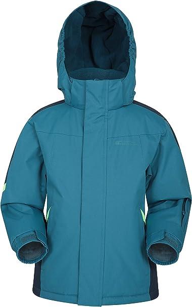 Mountain Warehouse Arctic Winter Kids Ski Jacket Water Resistant