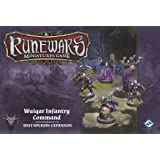 Runewars: Waiqar Infantry Unit Upgrade Expansion Pack